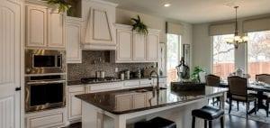 New Home Merchandising, Impression, Kitchen, Plano