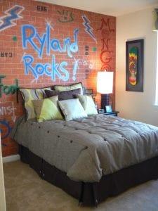 New Home Merchandising, Ryland, Bedroom, Celina