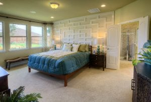 New Home Merchandising, Southwind, Bedroom, Prosper